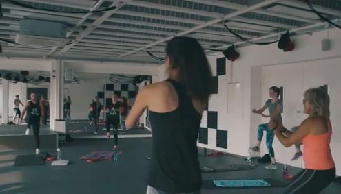GuFiE: Body Workout