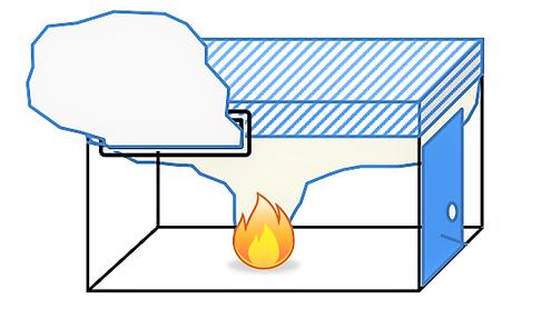 煙を排出する有効な排煙窓