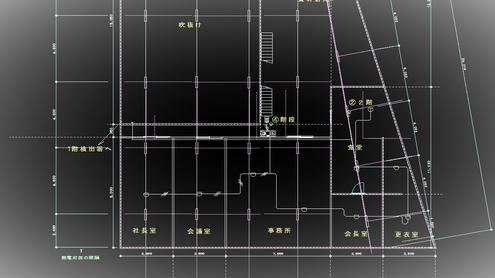 熱電対式を含む自火報のJW-CAD図面
