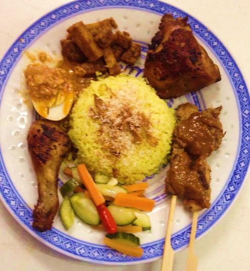 indonesische küche - asia lim konstanz / dettingen - Indonesien Küche