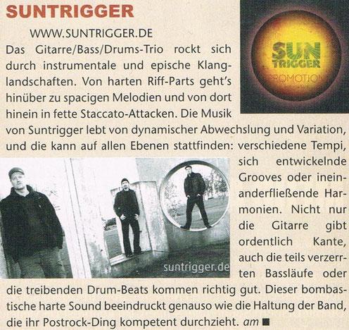 09/14 Gitarre & Bass Magazin