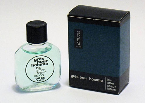 GRES - GRES POUR HOMME AFTER SHAVE LOTION