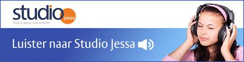 Klik om de banner om naar Studio Jessa te luisteren.