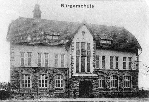 Schule in der Bahnhofstrasse