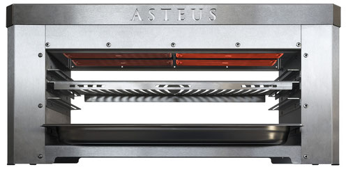 Asteus Family Infrarot Elektro Grill
