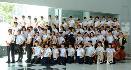 第54回大阪府吹奏楽コンクール中地区大会