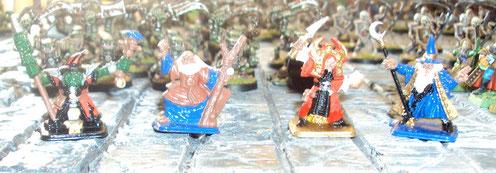 Les sorciers de Morcar...