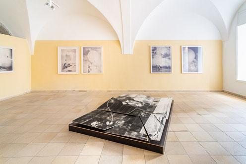 Void Volume, Courtesy Galerie Sophia Vonier/ Elisabeth Schmirl | Fotos: Hendrik Stoltenberg