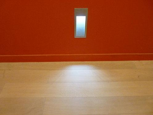 Eclairage LED de balisage couloir commandé par détecteur de mouvement