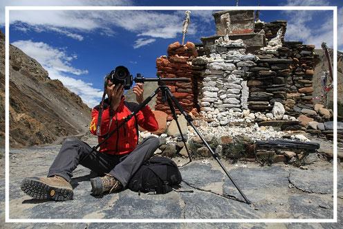 Reisefotograf JÜRGEN SEDLMAYR in Nepal