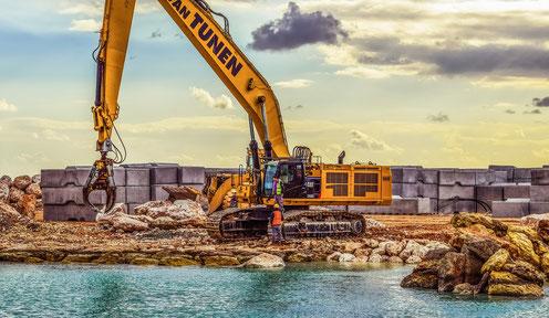 Umsetzung Wasserkraftwerk