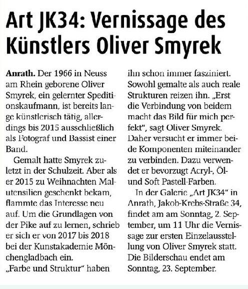 Willicher Nachrichten 29.08.2018