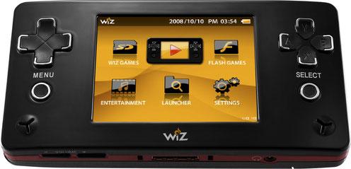 Gamepark Holdings GP2X Wiz, 2009