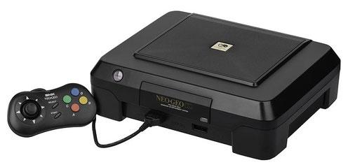 SNK Neo-Geo CD, 1994