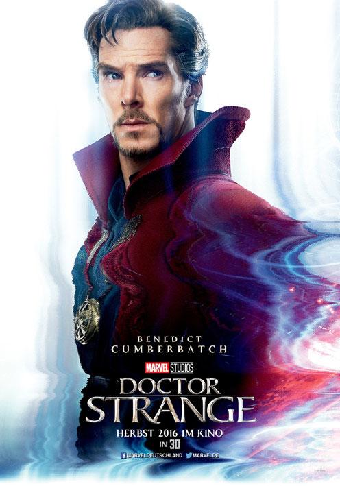 Benedict Cumberbatch - Doctor Strange - Marvel - kulturmaterial