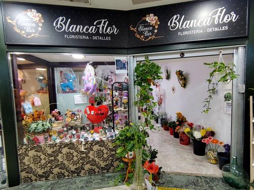Floristería Blanca Flor en Candelaria - Centro Comercial Punta Larga