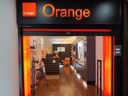 Orange en Candelaria - Centro Comercial Punta Larga
