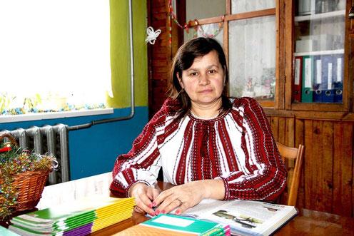 Гайдучок  Лідія  Михайлівна - вчитель біології та хімії, класний керівник 9 класу