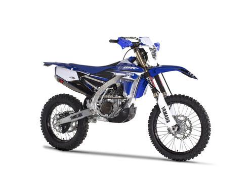 2018 Yamaha WR250F EnduroGP