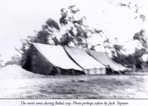 Photo courtesy of Avatar's Abode Trust Archives & Meher Baba Australia newsletter.