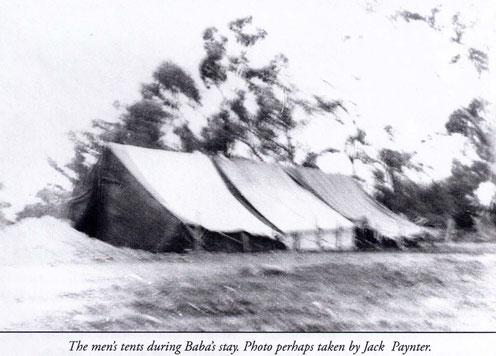Photo courtesy of Avatar's Abode Trust Archives & Meher Baba Australia newsletter.