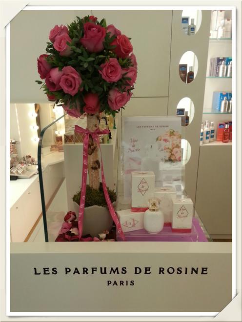 Les Parfums de Rosine