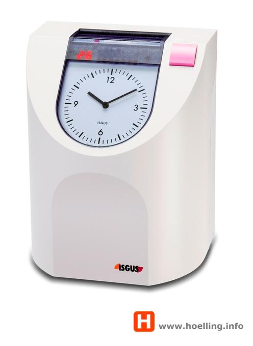 ISGUS PERFECT 2020 N - Bosch Tenocard 15N -   Hölling Zeiterfassung
