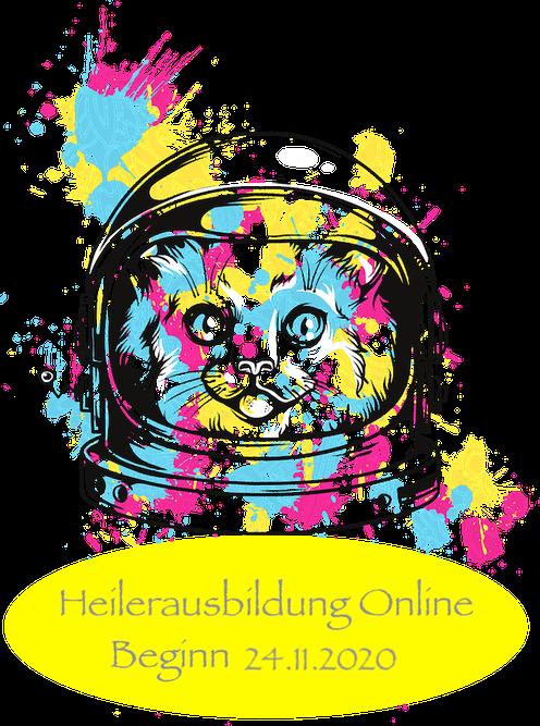Heilerausbildung online, Beginn 24.11.2020