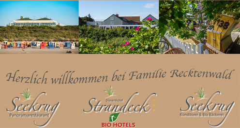 Bio Restaurant Seekrug Langeoog