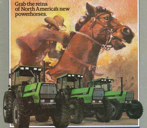 Deutz-Allis Traktoren
