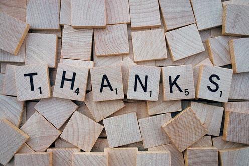 Consejos para la redacción de los agradecimientos del TFG/TFM