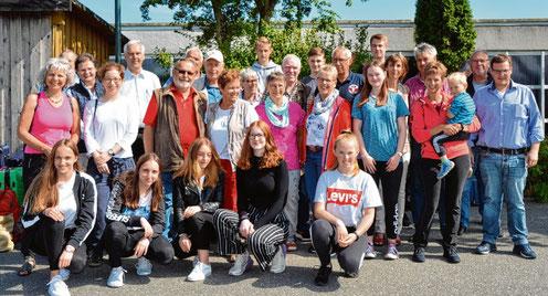 Beim Aufenthalt erlebte die Delegation aus Schenefeld ein abwechslungsreiches Programm.