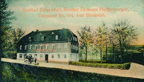 Clemens Pleißenberger besitzt das Gasthaus