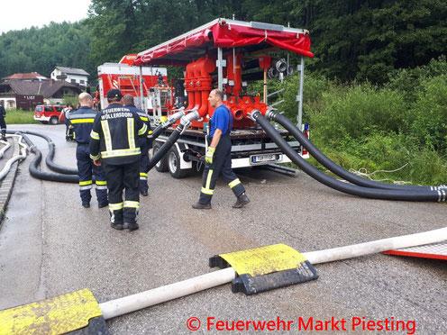 © Freiwillige Feuerwehr Markt Piesting