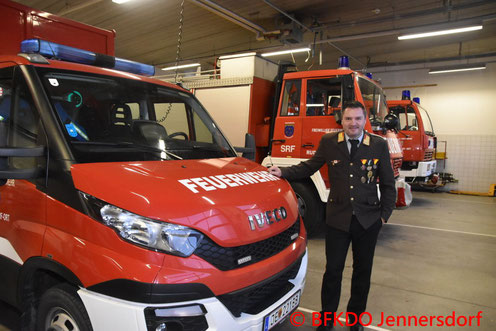 Feuerwehr; Blaulicht; BFKDO Jennersdorf; Neuer Landesfeuerwehrkommandant;