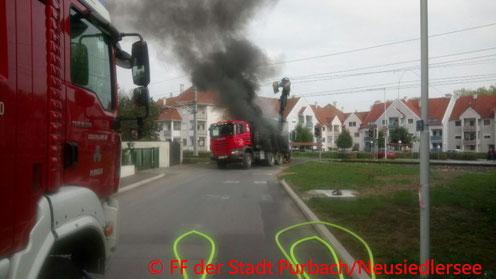 © Freiwillige Feuerwehr der Stadt Purbach/Neusiedlersee