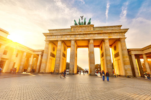 Berlin, Germany, Incoming Germany