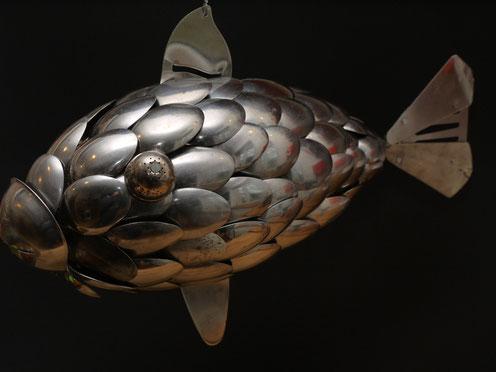 Besteckfisch (ca. 20*45cm)