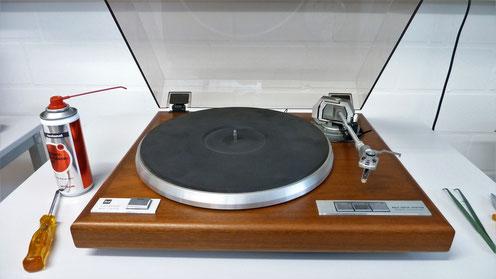 Schwerpunktgerät bei AudioContour - Dual CS 5000