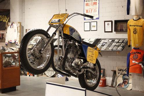 Motorcycle Museum Miami, Oklahoma, Route 66