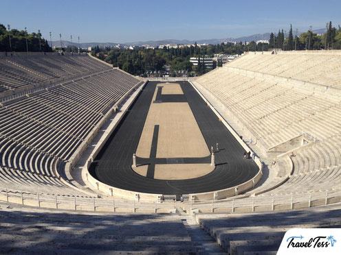 Oude Olympische Stadion Griekenland
