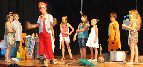 Talleres de actuación en Cali Teatro