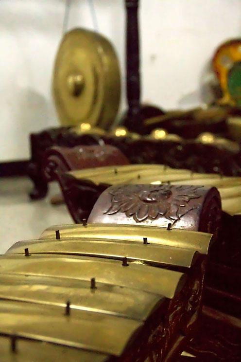 gamelan instrument éducation musicale
