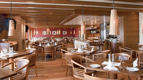 AIDAdiva Buffalo Steak House