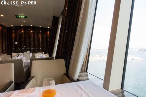 AIDAdiva Gourmet-Restaurant Rossini