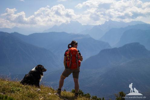 Wandern und Bergwandern mit Hund Andrea Obele Mein Wanderhund