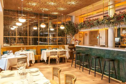 Especialistas en reformas de restaurantes