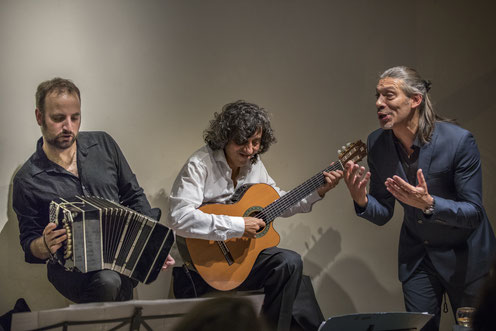"Tango-Trio ""Mano a Mano"""