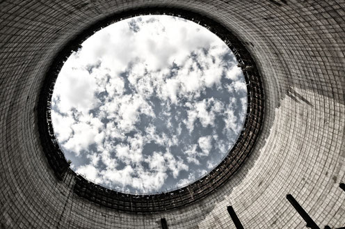 Chernobyl Nuclear Power Plant Cooling Reactor