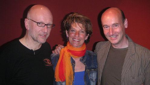 Rolf Leuenberger, Christine Zurbrügg, Michael Hudecek